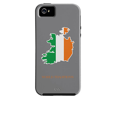 Ireland Traditional iPhone Case