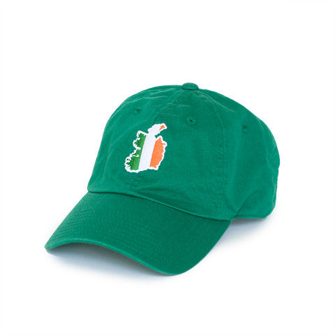 Ireland Traditional Hat Green