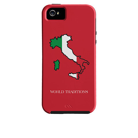 Italy Traditional iPhone Case
