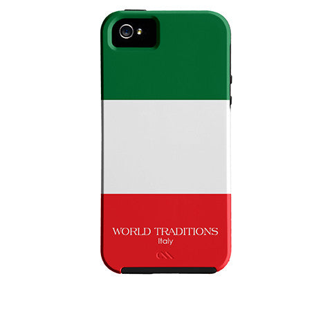 Italy Flag iPhone Case