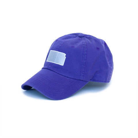 Kansas Manhattan Gameday Hat Purple