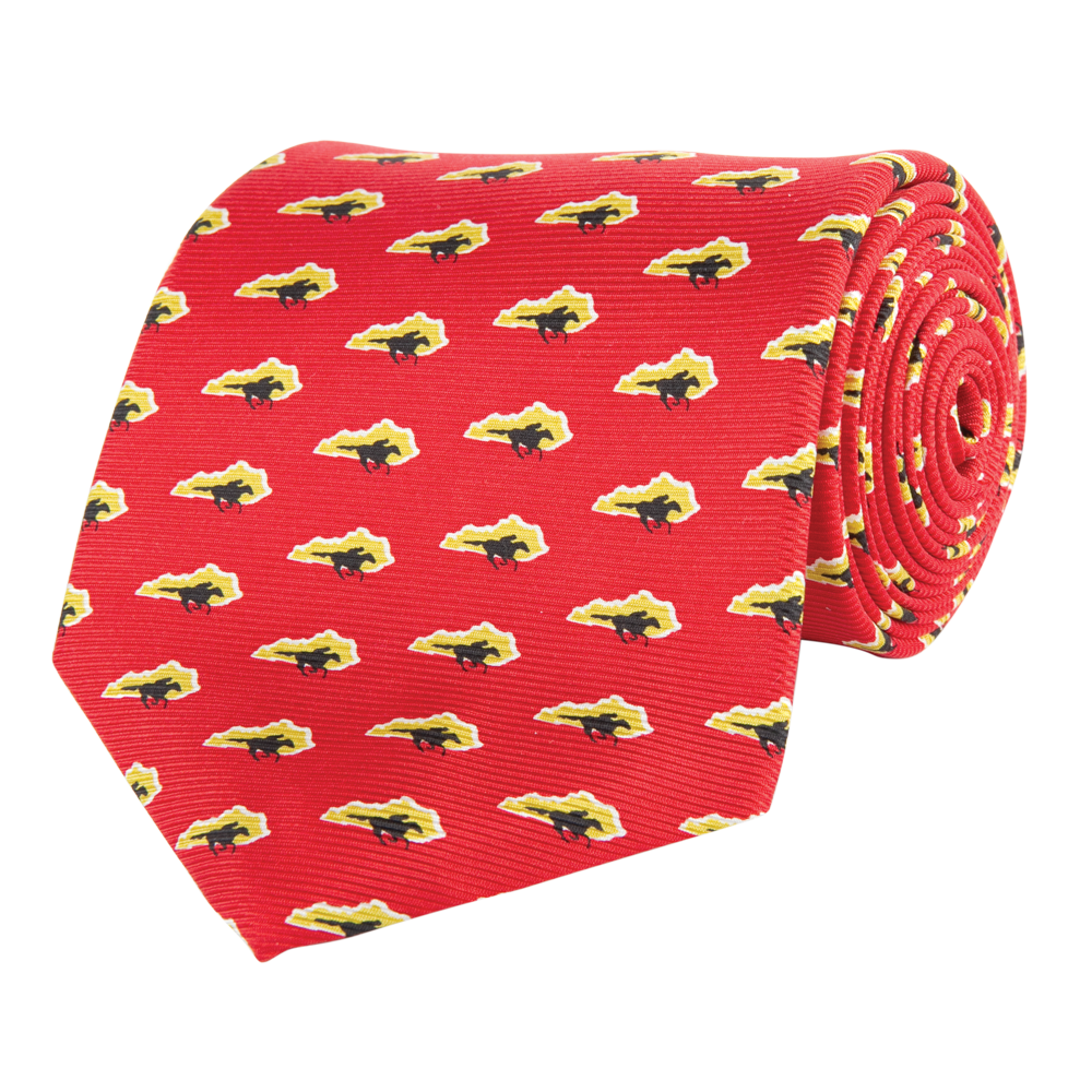 Kentucky Traditional Tie Red