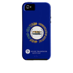 Kentucky Flag iPhone Case