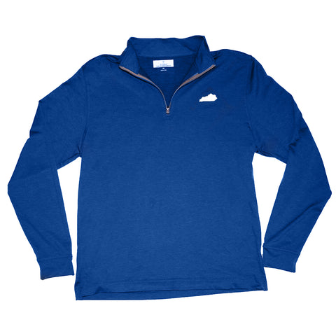 Kentucky Lexington Gameday Cahaba 1/4 Zip Pullover