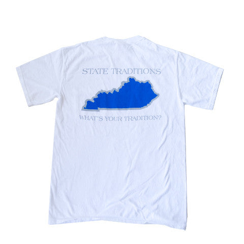Kentucky Lexington Gameday T-Shirt White