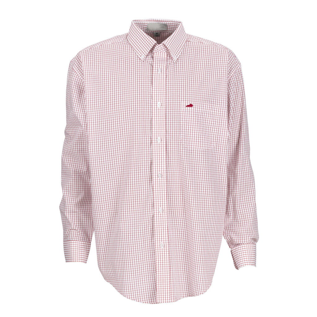 "Kentucky Louisville Gameday ""McDowell"" Buttondown"