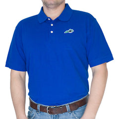 Kentucky Traditional Polo Blue
