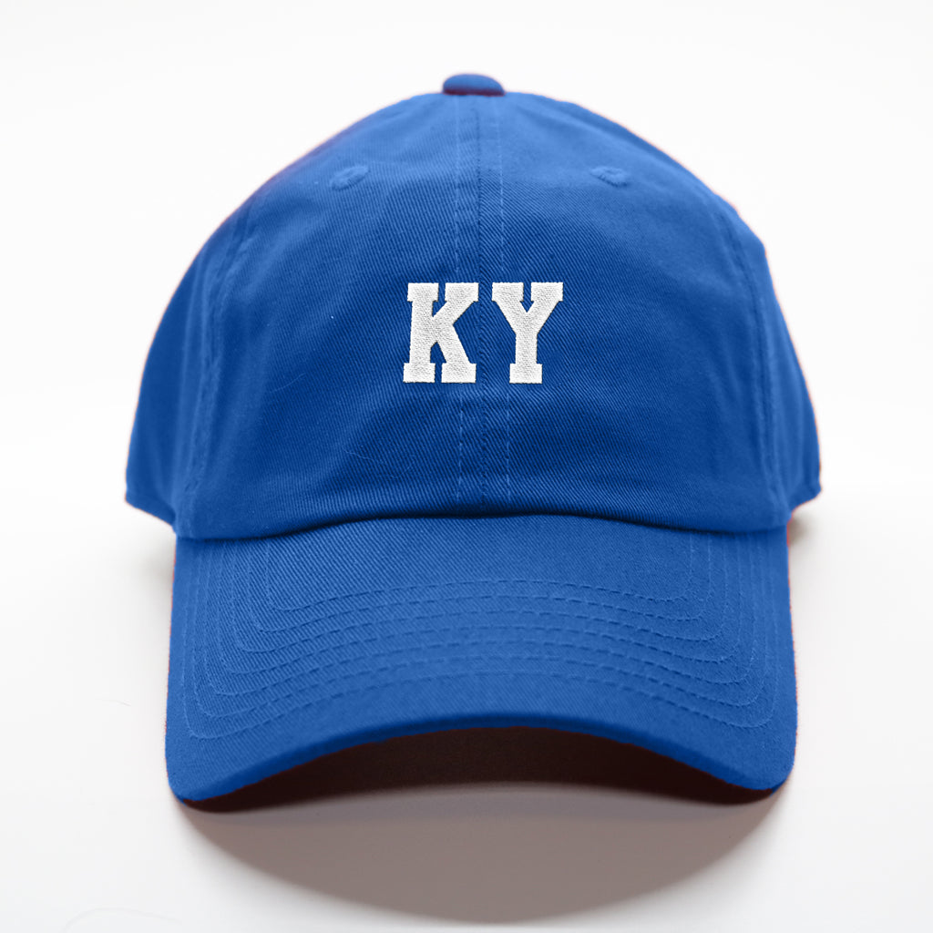 """KY"" Kentucky Gameday Letterman Hat"