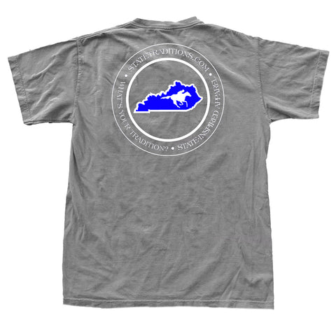 Kentucky State Icon T-Shirt