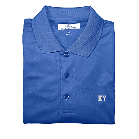 Kentucky KY polo blue