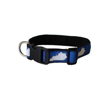 Kentucky Lexington Gameday Dog Collar