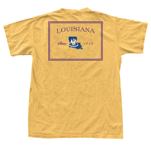 Louisiana Banner T-Shirt