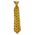 Louisiana Baton Rouge Gameday Youth Tie Gold