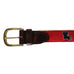 Louisiana Lafayette Gameday Belt