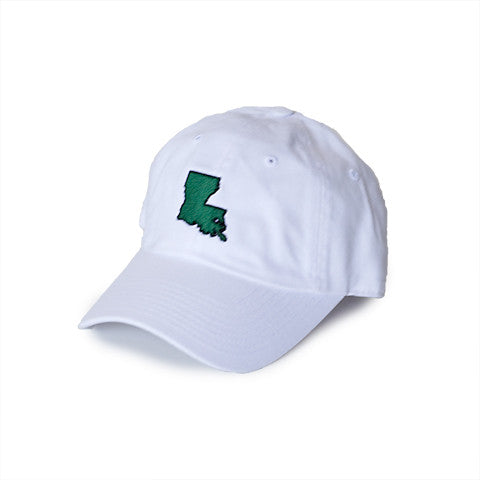 Louisiana New Orleans Gameday Hat White