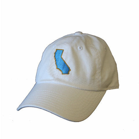 California Pasadena Gameday Hat White