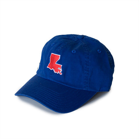 Louisiana Ruston Gameday Hat Blue