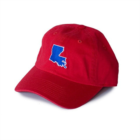 Louisiana Ruston Gameday Hat Red