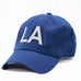 "Louisiana ""LA"" State Letters Hat"