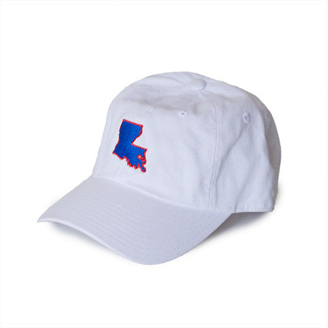 Louisiana Ruston Gameday Hat White