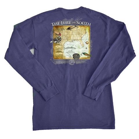 Lure of The South Long Sleeve T-Shirt