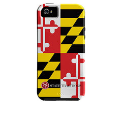 Maryland Flag iPhone Case