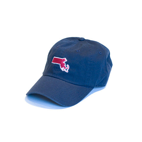 Massachusetts Boston Gameday Hat Blue