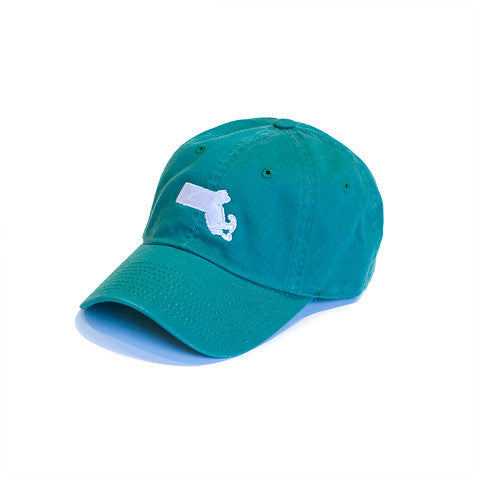 Massachusetts Boston Gameday Hat Green