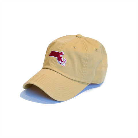 Massachusetts Chestnut Hill Gameday Hat Gold
