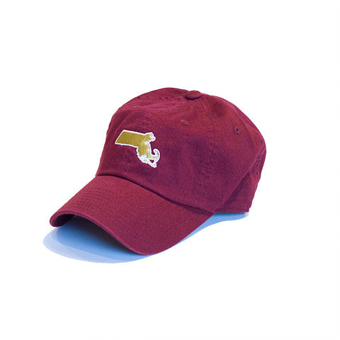 Massachusetts Chestnut Hill Gameday Hat Maroon