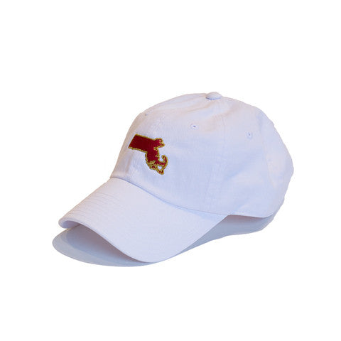 Massachusetts Chestnut Hill Gameday Hat White