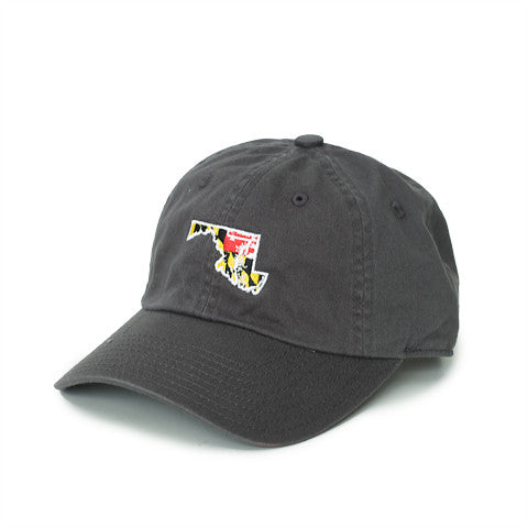 Maryland Traditional Hat Charcoal