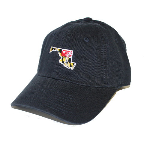 Maryland Traditional Hat Navy