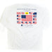Old Glory Long Sleeve T-Shirt White