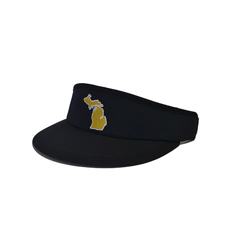 Michigan Ann Arbor Gameday Golf Visor