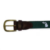 Michigan East Lansing Gameday Belt