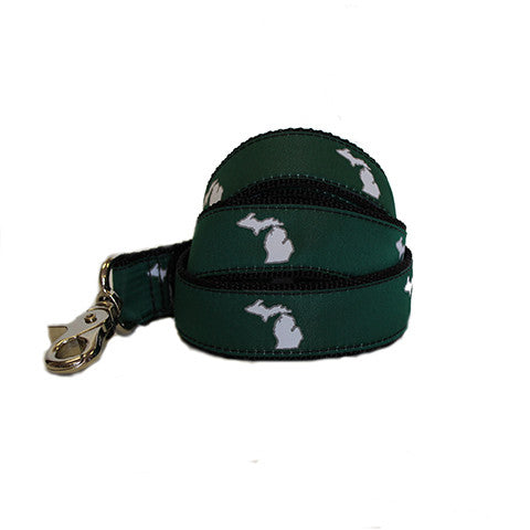 Michigan East Lansing Gameday Dog Leash/Lead