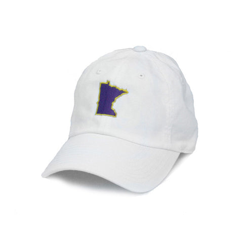 Minnesota Gameday Hat White