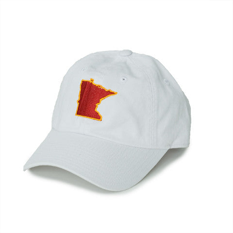 Minnesota Twin Cities Gameday Hat White