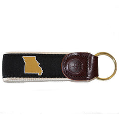 Missouri Columbia Gameday Key Fob