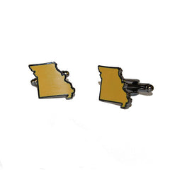 Missouri Columbia Gameday Cuff Links