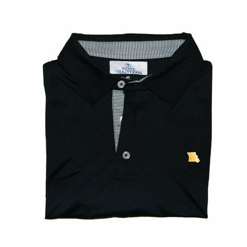 Missouri Columbia Gameday Signature Polo Black