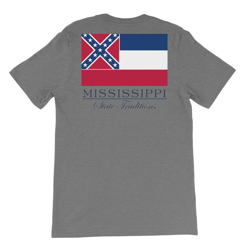 Mississippi State Flag T-Shirt