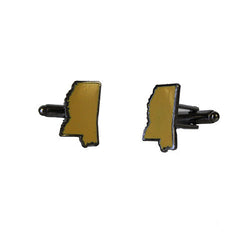 Mississippi Hattiesburg Gameday Cuff Links