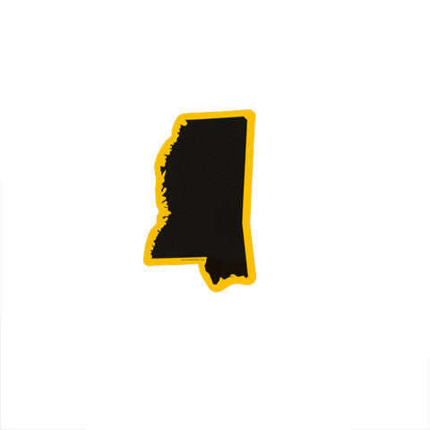 Mississippi Hattiesburg Gameday Sticker