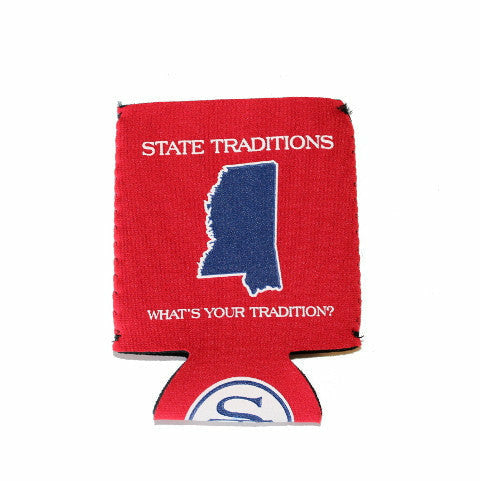 Mississippi Oxford Gameday Koozie