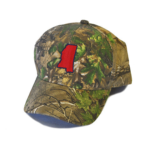 Mississippi Oxford Gameday Youth Hat Camo
