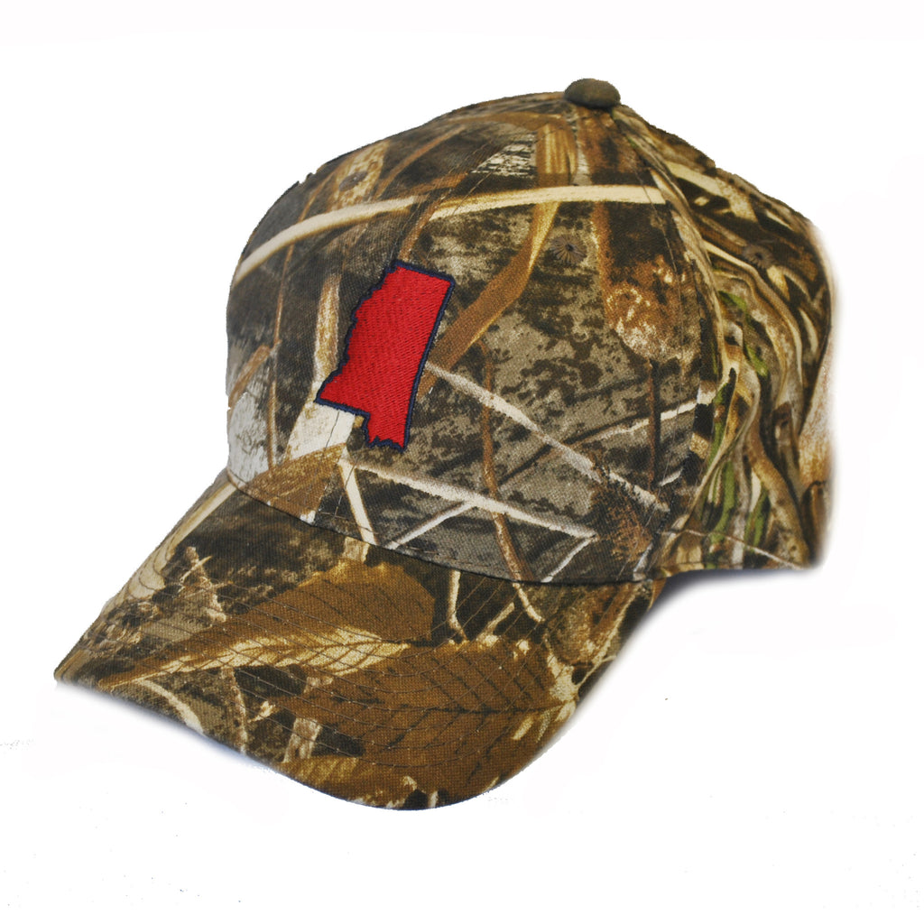 Mississippi Oxford Gameday Hat Max 5 Camo
