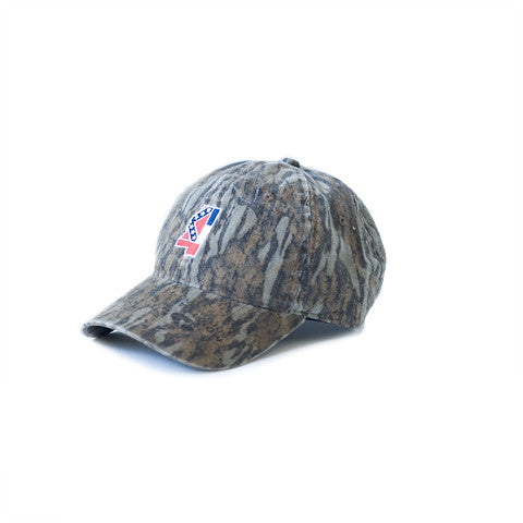Mississippi Traditional Hat Bottomland Camo