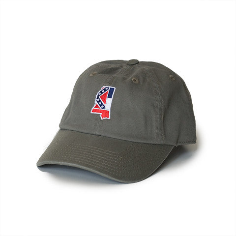 Mississippi Traditional Hat Olive